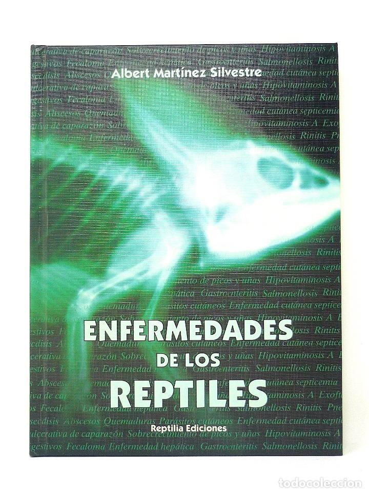 enfermedades de los reptiles reptilia ediciones - Comprar Libros de ...