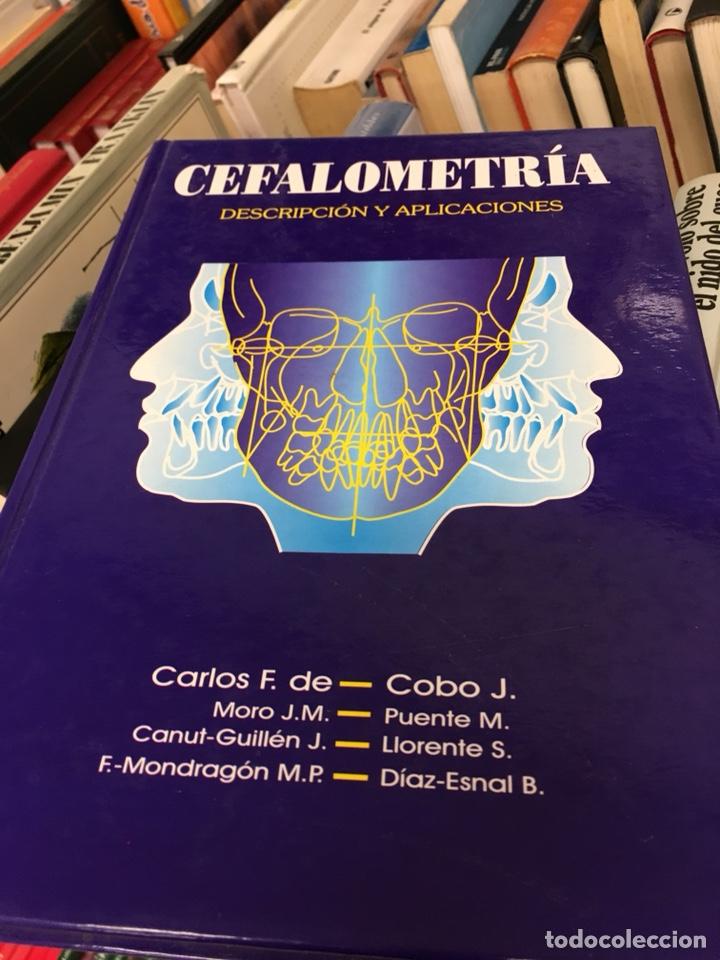 CEFALOMETRIA CARLOS F. D COBO.J (Libros Nuevos - Ciencias, Manuales y Oficios - Anatomía )