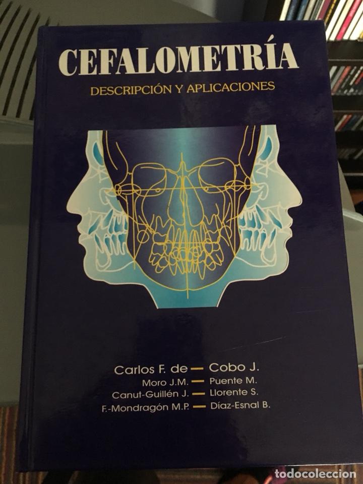 Libros: Cefalometria CARLOS F. D COBO.J - Foto 2 - 133562242