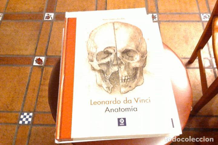 ANATOMÍA, LEONARDO DA VINCI (Libros Nuevos - Ciencias, Manuales y Oficios - Anatomía )