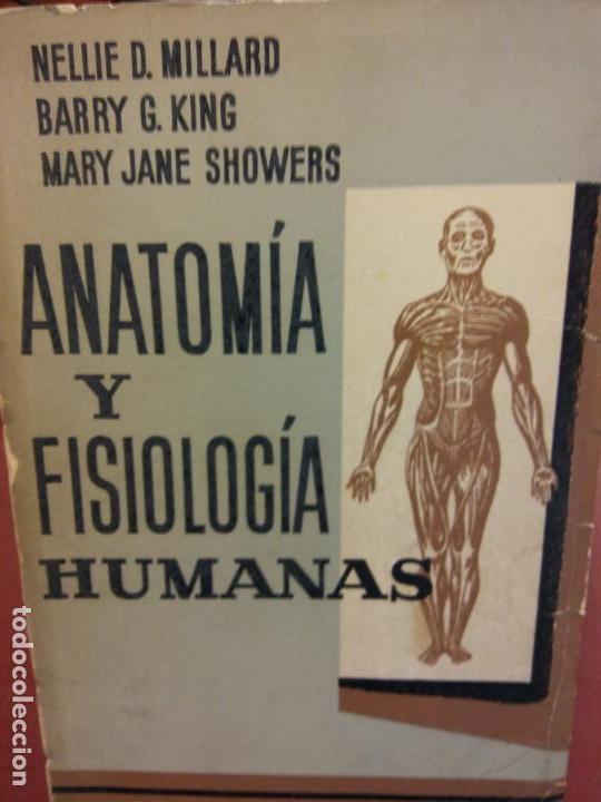 STQ.VARIOS.ANATOMIA Y FISIOLOGIA HUMANAS.EDT, ESPASA.. (Libros Nuevos - Ciencias, Manuales y Oficios - Anatomía )