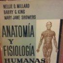 Libros: STQ.VARIOS.ANATOMIA Y FISIOLOGIA HUMANAS.EDT, ESPASA... Lote 143974166