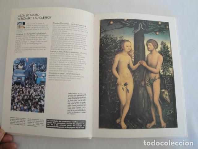 Libros: El Hombre y su Cuerpo. Texto: Didier Pélaprat. Editorial Edelvives. Año 1992. NUEVO - Foto 2 - 145237950