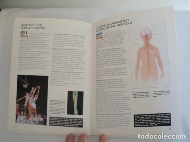 Libros: El Hombre y su Cuerpo. Texto: Didier Pélaprat. Editorial Edelvives. Año 1992. NUEVO - Foto 5 - 145237950