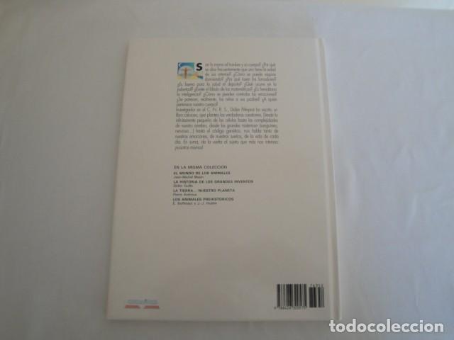Libros: El Hombre y su Cuerpo. Texto: Didier Pélaprat. Editorial Edelvives. Año 1992. NUEVO - Foto 7 - 145237950