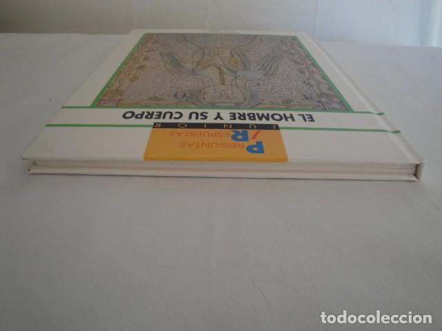 Libros: El Hombre y su Cuerpo. Texto: Didier Pélaprat. Editorial Edelvives. Año 1992. NUEVO - Foto 11 - 145237950
