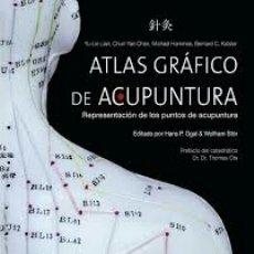 Libros: ATLAS GRÁFICO DE ACUPUNTURA. H.F FULLMANN . EDICIÓN 2013 FOTOGRAFÍA COLOR .352 PP. Lote 145865912