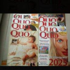 Libros: LOTE REVISTAS COLECCIONISTA QUO. Lote 189306807