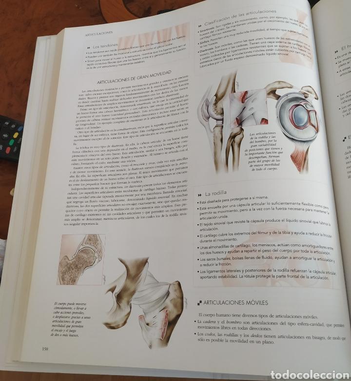 Libros: Atlas del Cuerpo Humano ARS XXI - Foto 2 - 191719476