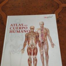 Libros: ATLAS DEL CUERPO HUMANO ARS XXI. Lote 191719476