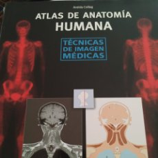 Libros: ATLAS DE LA ANATOMÍA HUMANA . KOMENANN. Lote 191833738