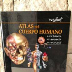 Libros: ATLAS DEL CUERPO HUMANO, DE ARS MEDICA. Lote 191838037