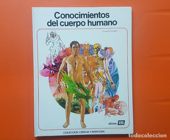 CONOCIMIENTOS DEL CUERPO HUMANO. FERNANDO FERNÁNDEZ (Libros Nuevos - Ciencias, Manuales y Oficios - Anatomía )
