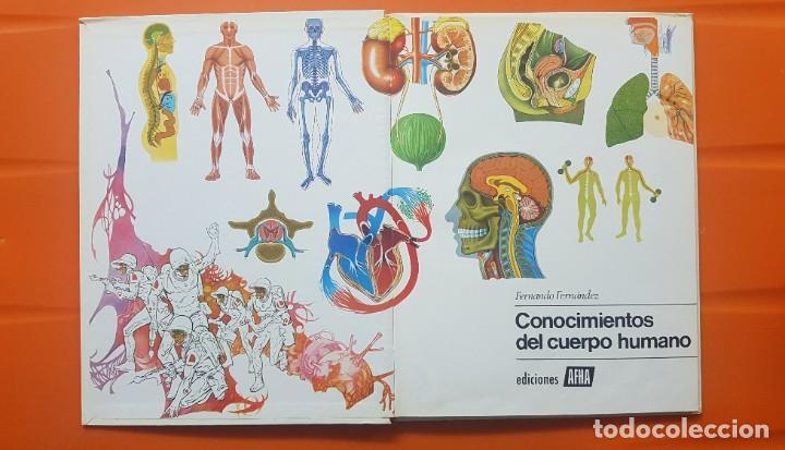 Libros: Conocimientos del cuerpo humano. Fernando Fernández - Foto 6 - 192190356