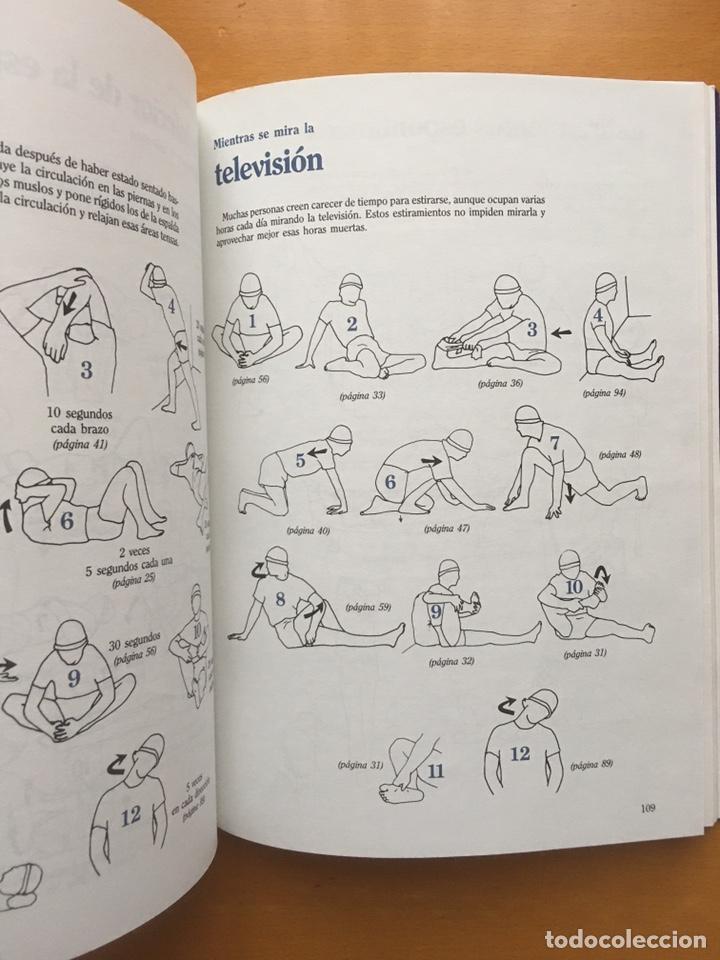 Libros: Como rejuvenecer el cuerpo estirándose - Integral - Foto 2 - 203799745