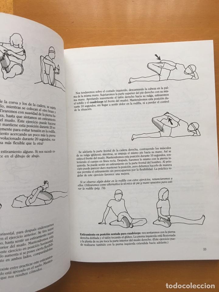 Libros: Como rejuvenecer el cuerpo estirándose - Integral - Foto 4 - 203799745