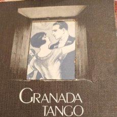 Libros: GRANADA TANGO PRPM. Lote 207239992