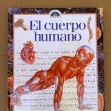 Libros: EL CUERPO HUMANO - GUÍA DEL ESTUDIANTE - GENIOS. Lote 211668923
