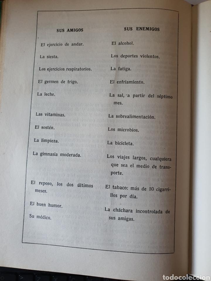 Libros: Espero un hijo , el amigo y consejero de la futura mamá, de Ediciones Arion - Foto 5 - 217773815