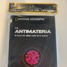 Libros: LA ANTIMATERIA - VOL. 47 COLECCIÓN NATIONAL GEOGRAPHIC. Lote 217859805
