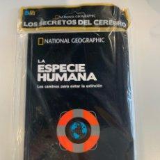 Libros: LA ESPECIE HUMANA - VOL.45 COLECCIÓN NATIONAL GEOGRAPHIC. Lote 217860651