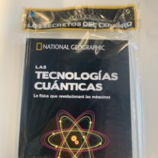 Libros: LAS TECNOLOGÍAS CUÁNTICAS - VOL.46 - COLECCIÓN NATIONAL GEOGRAPHIC. Lote 217860856