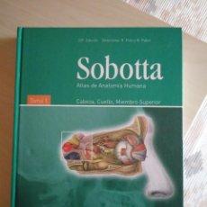 Libros: ATLAS DE ANATOMÍA HUMANA SOBOTTA TOMOS 1 Y 2 , 22 ED.. Lote 225578895