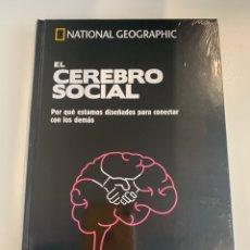 Livros: EL CEREBRO SOCIAL - COLECCIÓN NATIONAL GEOGRAPHIC. Lote 227967345