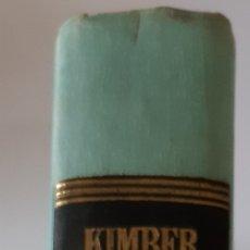 Libros: MANUAL DE ANATOMÍA Y FISIOLOGÍA, KIMBER.PRENSA MÉDICA MEXICANA. Lote 228718181