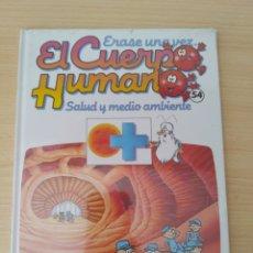 Libros: ERASE UNA VEZ EL CUERPO HUMANO N 54. NUEVO. Lote 230974370