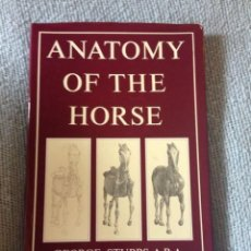 Libros: ANATOMY OF THE HORSE GEORGE STUBBS. Lote 231673565