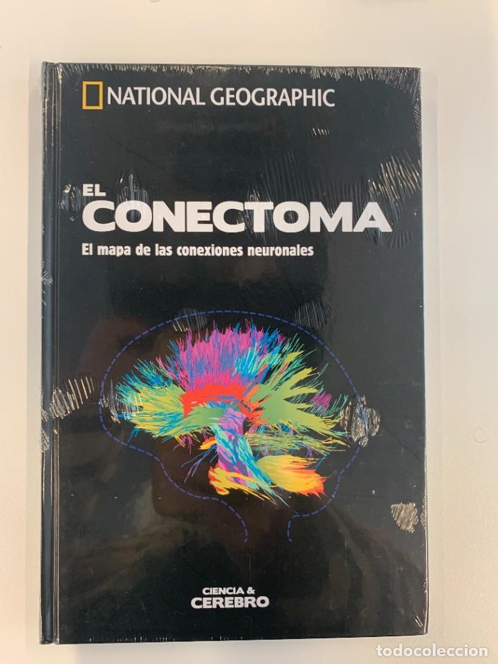 EL CONECTOMA COLECC CIENCIA Y CEREBRO NATIONAL G. (Libros Nuevos - Ciencias, Manuales y Oficios - Anatomía )