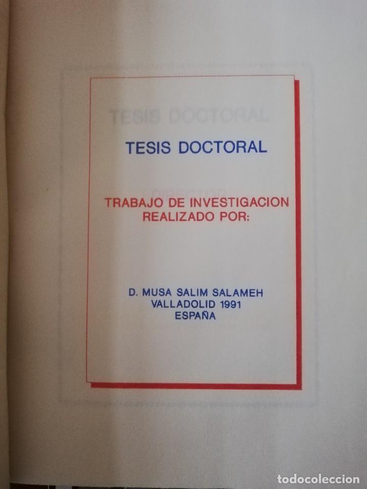 Libros: TESIS DOCTORAL UNIVERSIDAD DE VALLADOLID ESTOMAGO HUMANO - Foto 3 - 245919640
