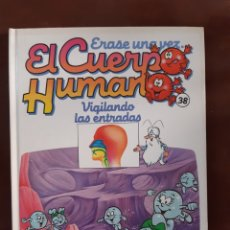 Libros: COLECCION LIBROS ERASE UNA VEZ EL CUERPO HUMANO. Lote 248365955