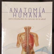 Libros: ANATOMIA HUMANA PARA ESTUDIANTES DE CIENCIAS DE LA SALUD - ELSIVIER - SUAREZ QUINTANILLA, J.A.. Lote 248719585