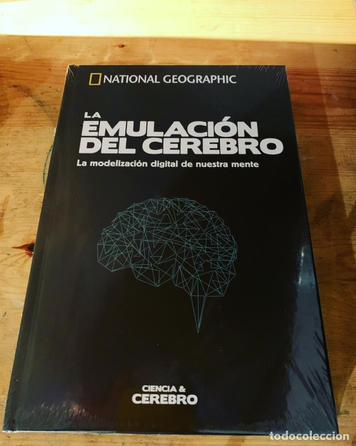 LA EMULACIÓN DEL CEREBRO - COLECCIÓN CIENCIA Y CEREBRO (Libros Nuevos - Ciencias, Manuales y Oficios - Anatomía )