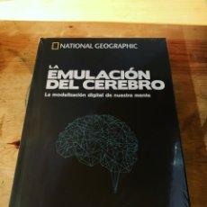 Livros: LA EMULACIÓN DEL CEREBRO - COLECCIÓN CIENCIA Y CEREBRO. Lote 265445389
