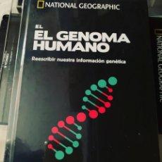 Libros: EL GENOMA HUMANO - COLECCIÓN CIENCIA Y CEREBRO. Lote 265449889
