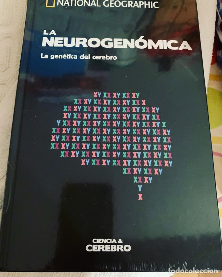LA NEUROGENÓMICA - COLECCIÓN CIENCIA Y CEREBRO (Libros Nuevos - Ciencias, Manuales y Oficios - Anatomía )