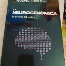 Libros: LA NEUROGENÓMICA - COLECCIÓN CIENCIA Y CEREBRO. Lote 265451329