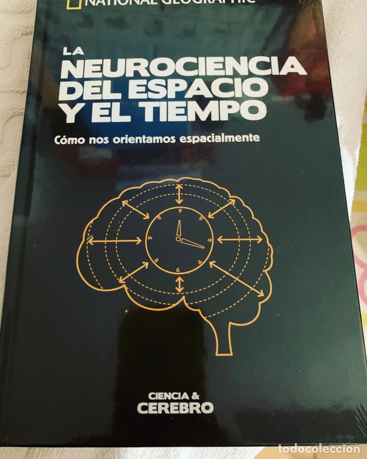 LA NEUROCIENCIA DEL ESPACIO Y EL TIEMPO (Libros Nuevos - Ciencias, Manuales y Oficios - Anatomía )