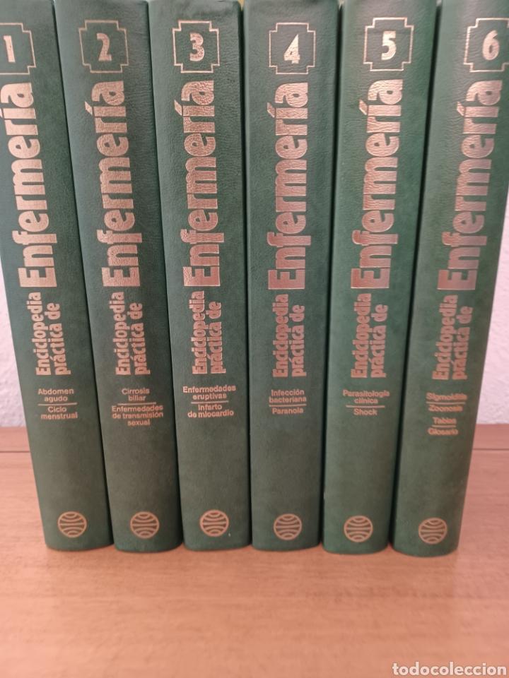 Libros: Enciclopedia enfermeria - Foto 5 - 267895859