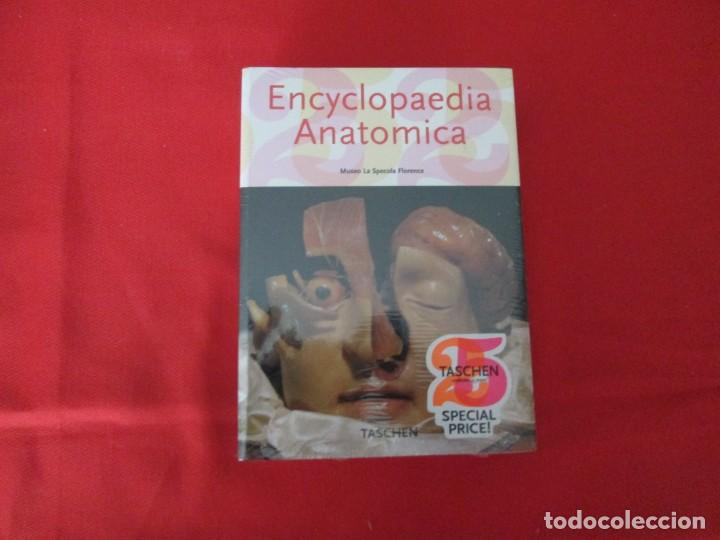 ENCYCLOPAEDIA ANATOMICA TASCHEN (Libros Nuevos - Ciencias, Manuales y Oficios - Anatomía )