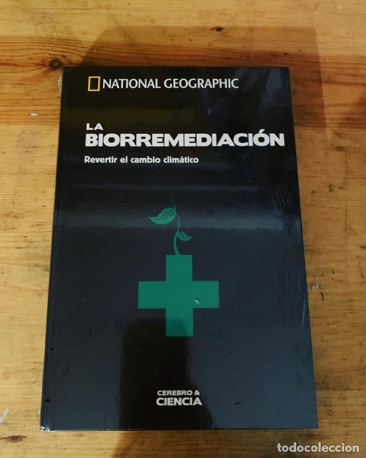COLECCIÓN CEREBRO Y CIENCIA LA BIORREMEDIACIÓN (Libros Nuevos - Ciencias, Manuales y Oficios - Anatomía )