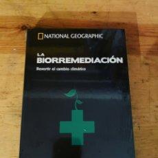 Livros: COLECCIÓN CEREBRO Y CIENCIA LA BIORREMEDIACIÓN. Lote 280361203