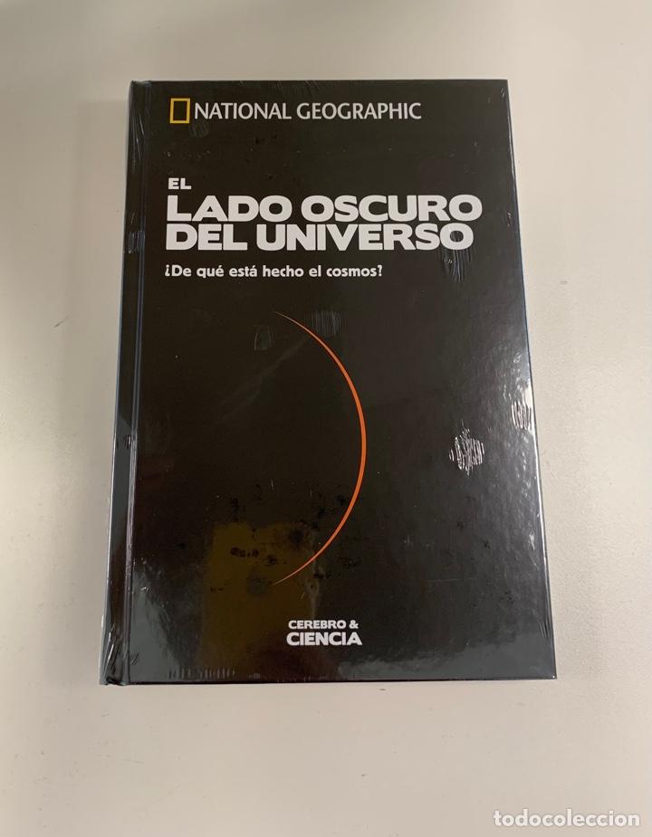 CEREBRO Y CIENCIA EL LADO OSCURO DEL UNIVERSO - NATIONAL GEOGRAPHIC- NUEVO (Libros Nuevos - Ciencias, Manuales y Oficios - Anatomía )
