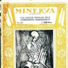 Libros antiguos: PERICOT : PREHISTÒRIA DE LA PENÍNSULA IBÈRICA (MINERVA, 1923) EN CATALÁN. Lote 85589587
