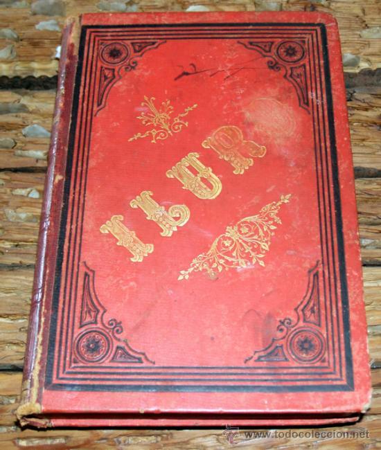 ESTUDIOS HISTORICO-ARQUEOLOGICOS SOBRE ILURO, 1888, MEDIA PIEL, MIRAR FORTOS (Libros Antiguos, Raros y Curiosos - Ciencias, Manuales y Oficios - Arqueología)