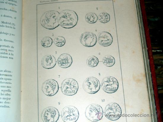Libros antiguos: estudios historico-arqueologicos sobre iluro, 1888, media piel, mirar fortos - Foto 4 - 36664951