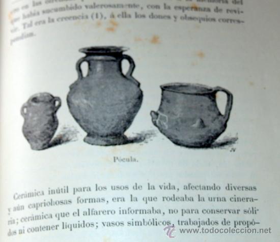 Libros antiguos: estudios historico-arqueologicos sobre iluro, 1888, media piel, mirar fortos - Foto 6 - 36664951